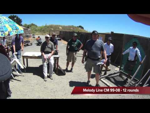 Richmond Hot Shots USPSA Match May 19, 2013 - Manuel Newman