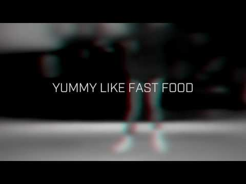 The Raveonettes - Fast Food (Official Lyric Video)