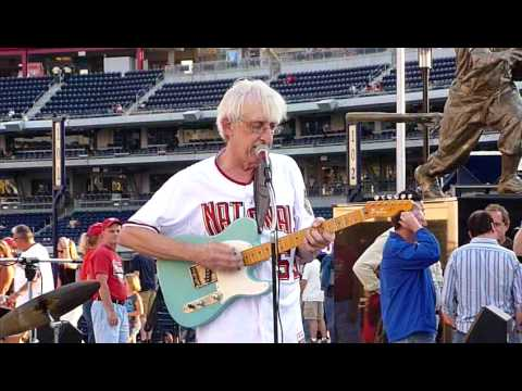 Bill Kirchen @ Nationals Park