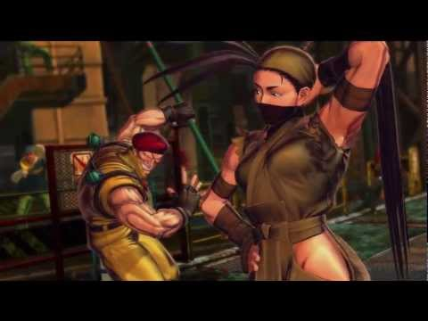 Street Fighter x Tekken Arcade Mode - Zangief & Rufus (Part 1/2)
