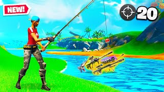 Winning using ONLY Fishing Loot