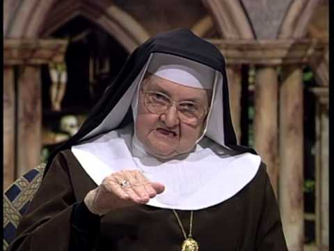 Mother Angelcia Live Classic - WE DON'T SEE WITH OUR HEARTS - June 5th 2001 - EWTN