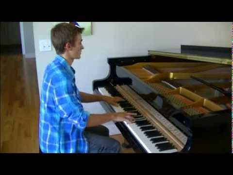 Michael Jackson ft. Akon: Hold My Hand (Elliott Spenner Piano...