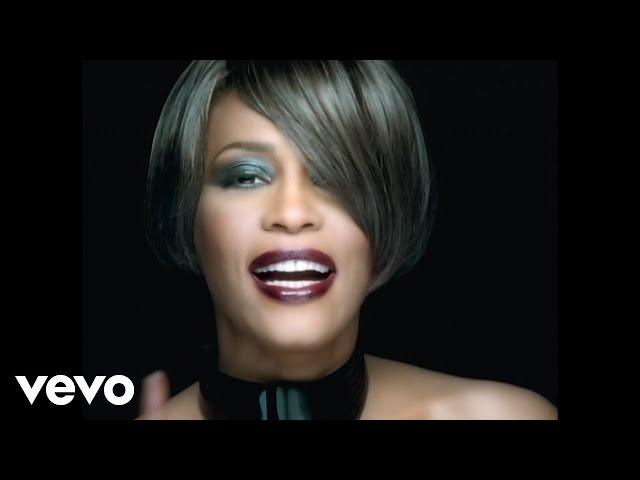 Whitney Houston - It39s Not Right But It39s Okay