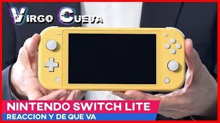 NINTENDO SWITCH LITE | Virgo Cueva | After Game