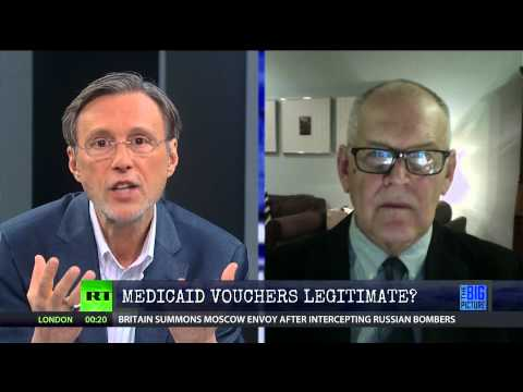 EXPOSED...GOP Turns Medicaid Expansion Over To Banksters
