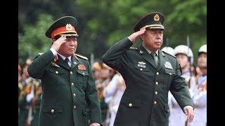 Sự thực Tướng Trung Quốc bị 'Việt Nam 'mời về nước'