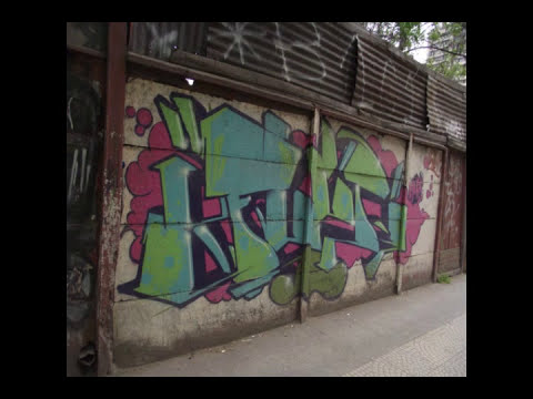 documental de grafitis