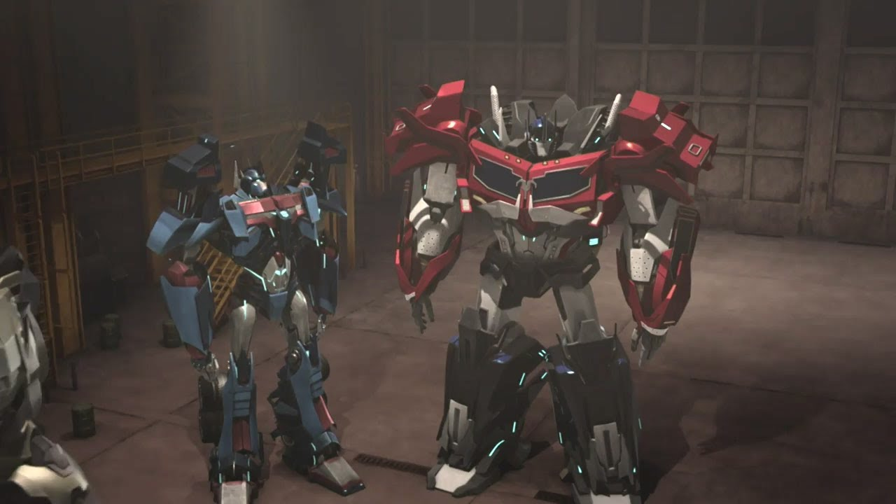 Transformers Prime: Beast Hunters Episode 4 in Hindi || New Optimus || TFP S3E4 Part 3/3 ||
