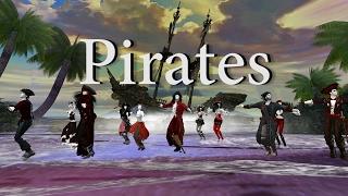 SLDC: Virtual Expressions 2017 – Pirates