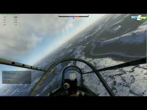 War Thunder: первый полет