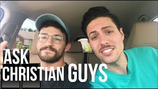 How To Tell If A Guy Likes You Or Is NOT INTERESTED (Q&A)- Ask Christian Guys