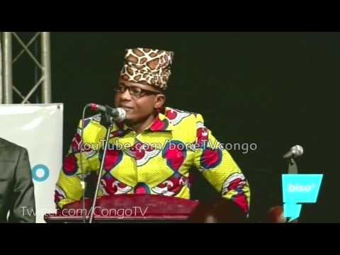Comédie; Kasavubu, Mobutu, Laurent Kabila et Joseph Kabila parlent