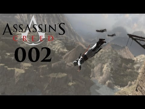 ASSASSIN´S CREED • Altairs Tod #002 Let´s Play Assassin´s Creed
