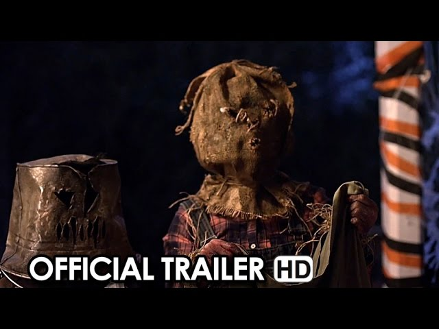 Hellions Official Trailer - Halloween Horror Movie (2015) HD