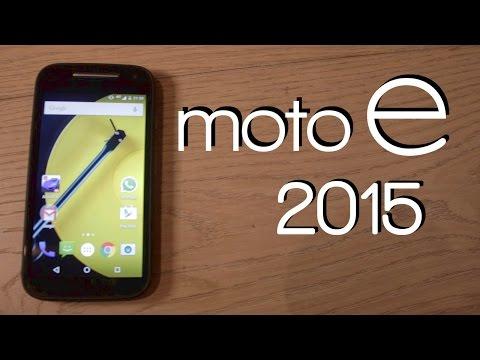 Motorola Moto E 2Gen - Analisis a fondo en español