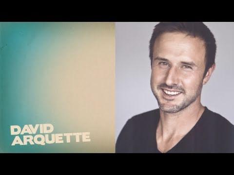 David Arquette Presenting CMF 3D