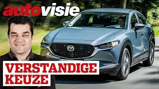 Welkome aanvulling? Mazda CX-30 | Test | Autovisie