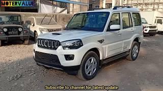Mahindra Scorpio S7 ,140 Bhp Detailed Review latest 2019