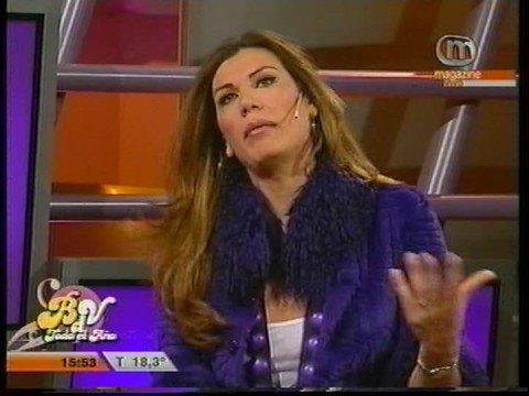 Bdv - Florencia de la V hablo de su pelea con Moria y Rial