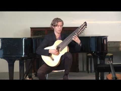 Marcus Strand - Suite Bb Major (JA Losy/Logy) 11-string