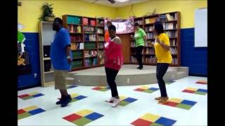 Zydeco Bounce Line Dance - INSTRUCTIONS