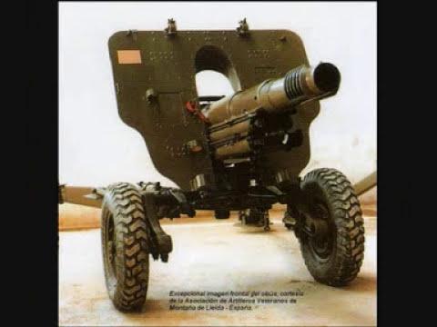 toques de clarin para el arma de artilleria
