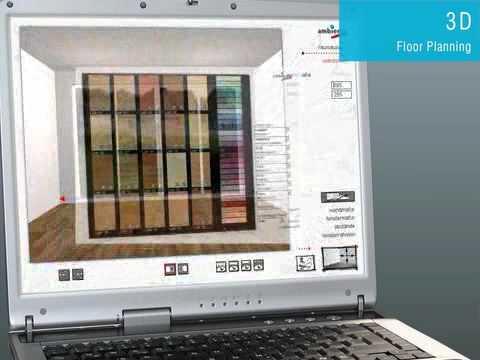 Компьютерный дизайн шторы