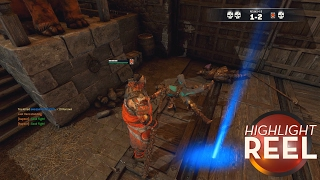 Highlight Reel #279 - Slain For Honor Player Mournfully Breakdances