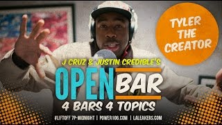 Tyler, The Creator Video - Tyler The Creator - #LIFTOFF Open Bar Freestyle