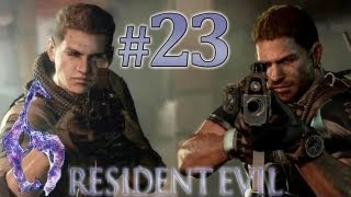 Let's Play Resident Evil 6 - Part 23 - Resident Racing