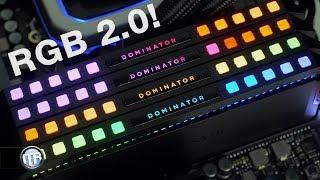 Der Ram Mit Den Besten Rgb Leds Corsair Dominator Platinum Rgb