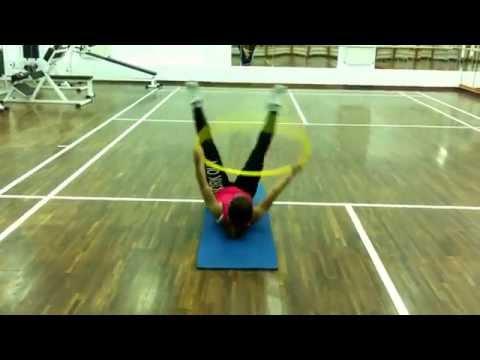 Exercitii Pentru Abdomen Aerobic Cu Dana video