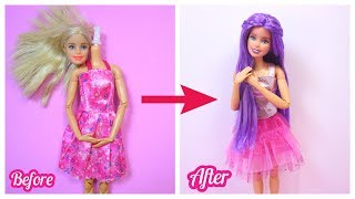 Barbie Custom Doll Makeover #1