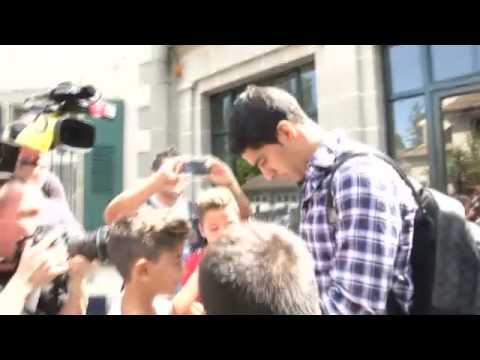 Suarez Sweats on Ban Appeal Decision
