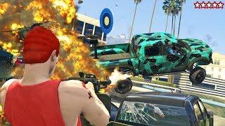 New GTA 5 Online DLC Game Mode - GTA 5 Target Assault Races - GTA 5 Online w/ The Crew