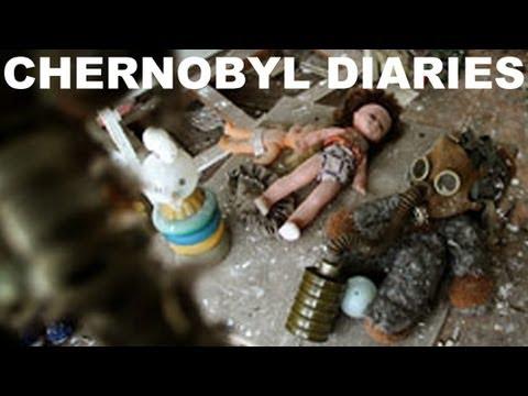 Chernobyl Diaries & Area 51 2012 - Oren Peli post Paranormal Activity: Beyond The Trailer