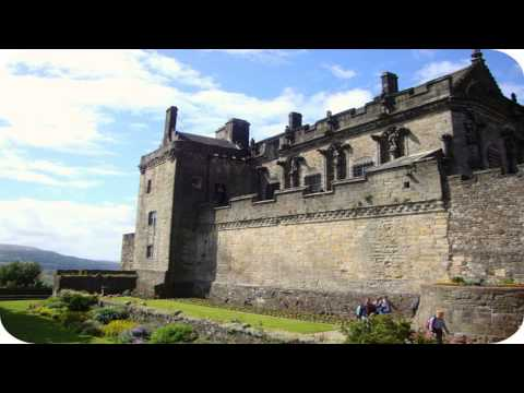 Stirling Castle Striling Scotland