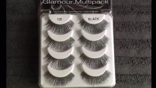 Ardell 105 lashes review