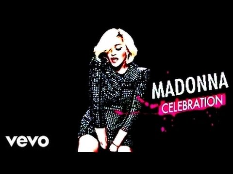 "MADONNA - ""Celebration"" [OFFICIAL MUSIC VIDEO CLIP HD]"