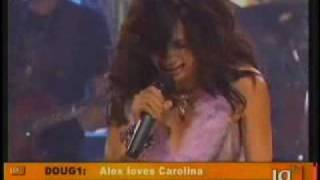 Gloria Trevi La Tv En Vivo me siento tan sola