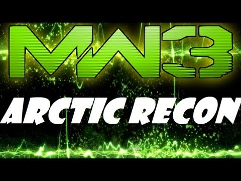MW3 Spec Ops: Arctic Recon on Veteran