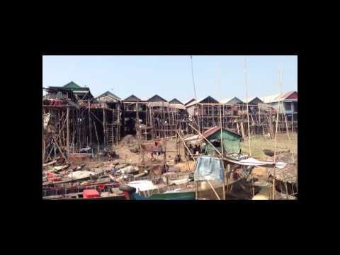 Full Boat Tour of the Kompong Phluk Floating Village in Cambodia