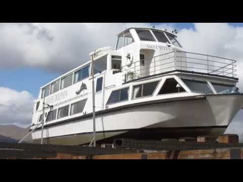 Cruise ferry on dry land !. Part 1.