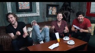 Download Lagu 5SOS Funniest Interview Moments June 2018 Gratis STAFABAND