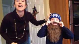 Duck Dynasty Halloween Costume Beard