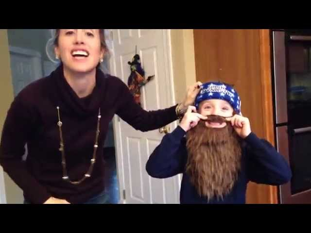 Duck Dynasty Halloween Costume Beard
