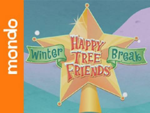 Happy Tree Friends - Winter Break Video