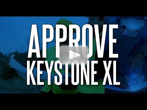 Support Keystone XL
