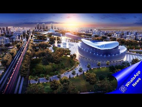 Назван самый лучший город Республики Казахстан